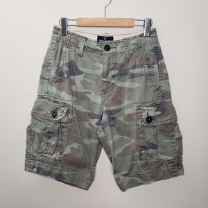 American Eagle Outfitters Camo Cargo Short Size 26